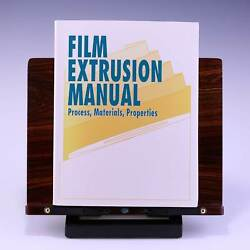 Film Extrusion Manual-Process Materials by Thomas I. Butler & Earl W. Veazy