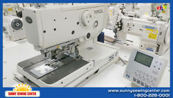 TYPICAL GT-9820-02 Electronic Keyhole Sewing Machine for Jeans and Workwear
