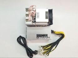 USED Bitmain Antminer Z9 Mini Equihash Zcash Mining ASIC Miner With Power Supply