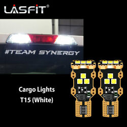 LED Cargo Area Truck Light Bulb for Chevy Silverado 1500 99-2019 Canbus 912 921