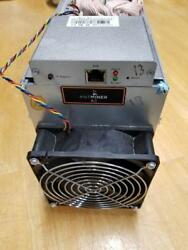 Antminer A3 Siacoin 815GHs Blake(2b) Miner . IN HAND READY TO SHIP!