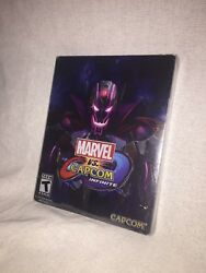 Marvel vs. Capcom: Infinite -- Deluxe Edition (Microsoft Xbox One 2017)