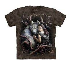 The Mountain Men#x27;s Graphic Tee Soul Bond T shirt Adult Size $21.25