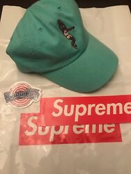 Round Two Bootleg Bart Hat Teal New Unisex Sean Wotherspoon Los Angeles Virgina
