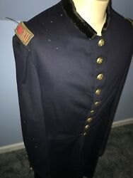 1862-65 Authentic Civil War Uniform Identified