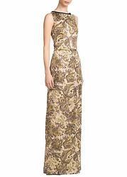 MANGO PAISLEY LONG DRESS Spring Summer Party Sold Out $61.30