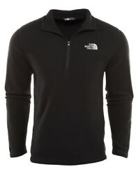 The North Face Mens TKA 100 Glacier 14-Zip Hoodie C744-JK3