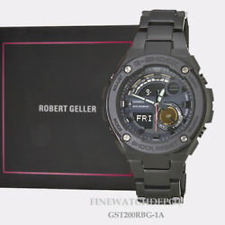 Authentic Casio G-Shock Men's Robert Geller Limited Edition Watch GST200RBG-1A