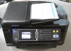 EPSON WORKFORCE WF-3620 ALL-IN-ONE PRINTER - C481D $147.75
