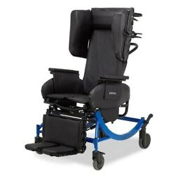BRODA Seating Synthesis Tilt Recliner Wheelchair All Sizes & Color Options!
