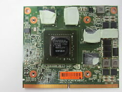 Nvidia Quadro 2000m N12p Q3 A1 Ddr3 2gb Mxm A 30 Video Card Hp 8