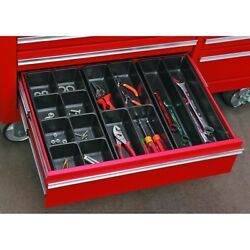 3 Pc 14 Compartment Drawer Organizer Set Hardware Tool Box Storage Container $25.95