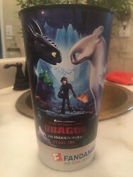 How To Train Your Dragon 3 The Hidden World movie cup. Gerard Butler. Jonah Hill