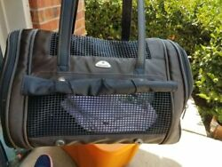 HELP SAVE RESCUE DOGCANCER❤️Samsonite Dog Carrier for Airlines Retail $129 ❤️