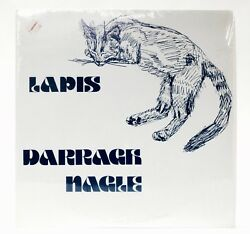 Darragh Nagle Lapis Super Rare Private Press Psych Folk Vinyl 1975 Star Rider