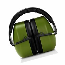 FRiEQ 37 dB NRR Sound Technology Safety Ear Muffs with LRPu Foam for Shooting...