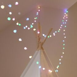 50100 LED String Fairy Lights wBulbs Christmas Party Wedding Garden Decor $8.50