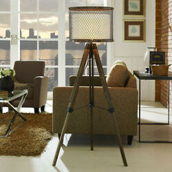 Fortune Floor Lamp Antique Silver FREE SHIPPING $259.00