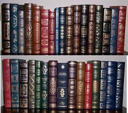 Franklin Library Collector's Library WORLD'S BEST-LOVED BOOKS 100 vols complete