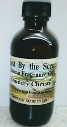 Premium Fragrance Oil Country Christmas for Burners Diffusers Free Shipping $6.99