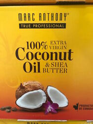 Shampoo; MARC ANTHONY TRTUE PROFESSIONAL  100% extra virgin coconut oil and she