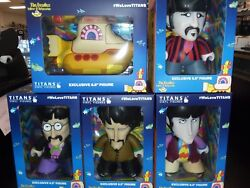 The Beatles YELLOW SUBMARINE 6.5