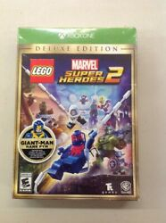LEGO Marvel Super Heroes 2: Deluxe Edition - Xbox One 1 - NEW & SEALED!