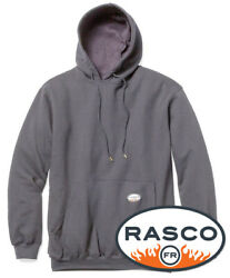 NEW - Rasco FR Flame Resistant Zip Up & Pullover Hoodie - Same Day Fast Shipping