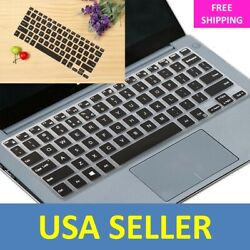 Waterproof Silicone Keyboard Cover Protector Skin for Dell XPS13 93509360 9343