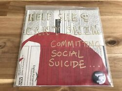 Help She Can't Swim- Committing Social Suicide EP- Vinyl