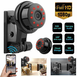 1080P HD Wireless WIFI IP CCTV Camera Smart Home Security Night Vision Indoor $17.97