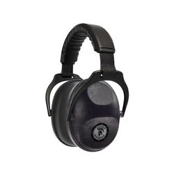 SOUND SOLDIER EARMUFFS 27DB ENHANCED HEARING PROTECTION KRYPTEK TYPHON GREY