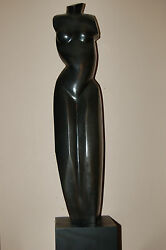 10-DAY SALE ONLY! STEVEN TUGWELL 'NEO TERIC' SCULPTURE~ONE OF A KIND~MATISSELIKE