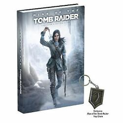 Rise of the Tomb Raider Collector's Edition Guide by Prima Games (2015 Hardcove
