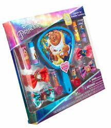 Townley Girl Beauty and The Beast Cosmetic Set with Mirror (Includes Water Ba...