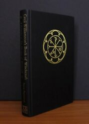 Cecil Williamson's Book of Witchcraft OccultEsotericMagicMetaphysicalSpells