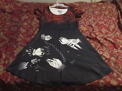 Black Butler Kuroshitsuji Funimation Dress Large Size