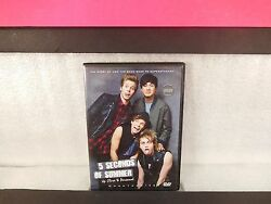 5 SECONDS Of SUMMER UP CLOSE amp; PERSONAL on dvd $4.50