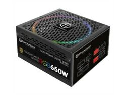 Thermaltake Power Supply PS TPG 0650FPCGUS R ToughPower Grand RGB 650W 80 Gold $125.99