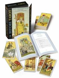 Before Tarot KIT Complete Set with Deck Cards amp; Book Wiccan Pagan Metaphysical $39.00