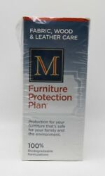 Furniture Protection Plan Care Kit FABRIC WOOD AND LEATHER CARE