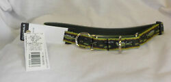 Lupine Martingale Dog Collars NWT BROOK TROUT 1quot; Combo Multi Color Guaranteed $16.99