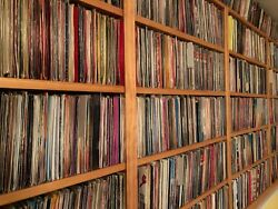 Great Lot of (50) 45RPM Records - for Jukebox or Your Collection