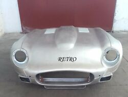 BONNET E TYPE S3 MADE OF ALUMINIUM