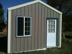SHE SHED - STEEL BUILDING KIT