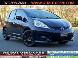 2010 Honda Fit 5dr Hatchback Automatic Sport wVSA & Navi 5dr Hatchback Automatic Sport wVSA & Navi SPORT NAVIGATION 1 OWNER NO ACCIDENTS