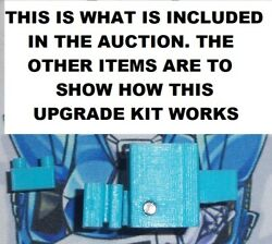 Transformers Siege War For Cybertron Chromia or Nightbird port upgrade kit ONLY