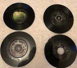 Beatles Collection 45rpm Vinyl: Hey Jude I Am The Walrus Help She Loves You