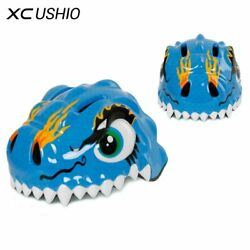 3-8 Years Bike Children's Helmets High Density PC Cartoon Dinosaur Child Cycling