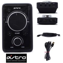 Astro A40 Gaming MixAmp Pro With All Cables for Ps3 Ps4 Window and Mac